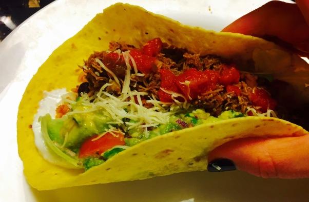 taco hand